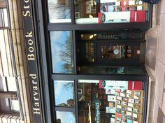 Harvard Book Store Cambridge Mass. So awesome