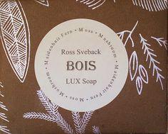 Faux Bois Soap