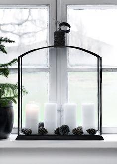 Beautiful minimalism - lantern