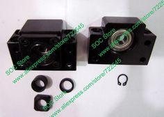 BK20 & BF20 Ballscrew End Support CNC Parts #Affiliate