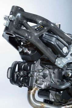 Bimota Supercharger Adds More Power to Ducati Models Ducati Models, Motorbike Design, Ride Out, Futuristic Motorcycle, Offroader, Motorcycle Engine, Mechanical Design, Bike Parts, Super Bikes