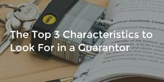 The Top 3 Characteristics to Look For in a Guarantor - Diversified Finances Finance, Adidas Sneakers, That Look, Knowledge, Posts, Blog, Messages, Blogging, Facts