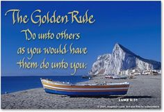 ...One of my heart to heart scriptures and I try to instill this one into my children :) ...Do unto others as you would have them do unto you