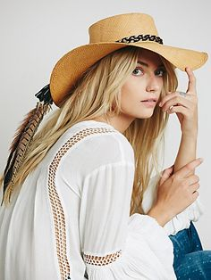 Product Image: Talitha Straw Hat