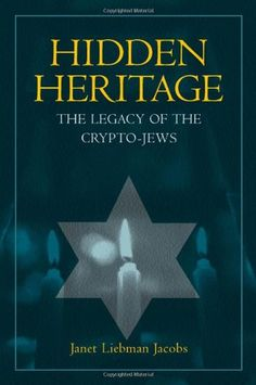 The term crypto-Jew is also used to describe descendants of Jews who maintain some Jewish traditions of their ancestors while publicly adhering to other faiths. Spanish Inquisition, Messianic Judaism, Religious Studies, Ancestry, Textbook, New Books, Bible, Israel, Reading