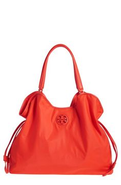 a9104458fa Tory Burch Slouchy Nylon Tote available at  Nordstrom Nylon Tote Bags