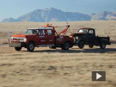 We know you've been fiending for some automotive mayhem while we've been between seasons, so we're enable your Roadkill addiction with Harry the Tow Truck http://www.hotrod.com/news/1603-roadkill-season-premier-harry-the-tow-truck-meets-pigpen-in-episode-48?utm_source=rss&utm_medium=synergetic&utm_campaign=RSS
