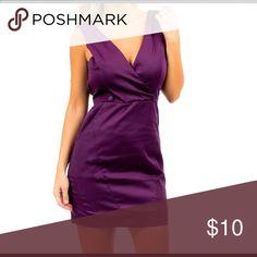 Sexy purple dress Sleeveless Purple Dress NWT Available in S,M, Very J Dresses Midi
