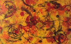 Abstract, schilderij van Anita Dielen | Abstract | Modern | Kunst