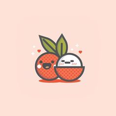 Where's my top said the other lychee.  #illustration #lychee #fruit #kawaii #doodle #character #simple #mascot #drawing #draw #illustrator #illustree #visforvector #graphicdesign #graphicdesigncentral #graphicgang #graphicroozane #food #sweet #vectorart #art #design #artwork #ilovedrawing #ilovemyjob #icon #iconaday #pirategraphic #graphics #behance by oridusartic