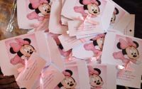 Minnie Mouse Papetarie Botez Minnie Mouse, Crafty, Mini Mouse