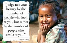 #beauty #african proverb #inspiration Google+