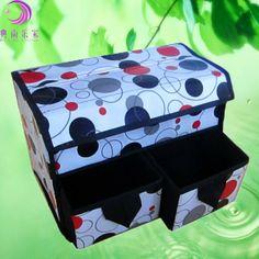 non-woven drawer storage box