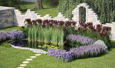 Deinen Individuellen Teich Kannst Du Dir Mit Dem OBI Gartenplaner Gestalten  Oder Gestalten Lassen.