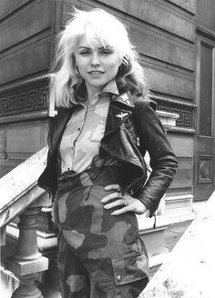 Debbie Harry's 72nd Birthday Tribute: How to Dress Like the Blondie Singer