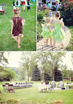 Magical Peter Pan and Neverland Birthday Party