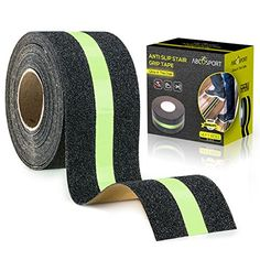 Anti-Slip Grip Tape – Glow-in-Dark for Local Illumination...