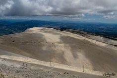The top of Mt. Ventoux.  Taken from www.cyclingtipsblog.com