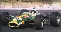 Formule 1 - 3 litres: 1968