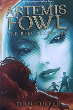 Artemis Fowl: The Opal Deception! The evil pixie Opal Koboi has spent the last year in a self-induced coma, plotting her revenge on all those who foiled her attempt to destroy the LEPrecon fairy police. Artemis Fowl is at the top of her list. After his last run-in with the fairies, Artemis had his mind wiped of his memories of the world below ground. But they have not forgotten about him.