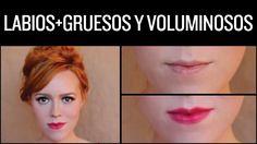 5 trucos para labios mas gruesos y voluminosos