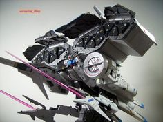 HGUC1 / 144 Gundam GP03D Dendrobium Three facilities-AWQUIS painted finished product - Yahoo! Auctions