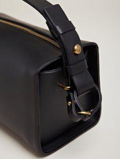 Fleet Ilya Fleet Ilya Womens Box Bag in Black - Lyst