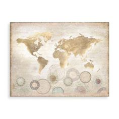 All The Time In The World Wall Art - BedBathandBeyond.com
