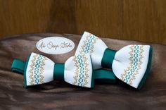 DSC_5997 Flower Embroidery Designs, Diy Bow, Baby Sewing, Cross Stitch, Bows, Knitting, Crochet, Handmade, Wedding