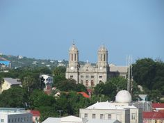 St.Johns Anglican Cathedral, St. Johns, Antigua