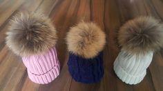 LUXURY Pompom beanies Available from Suzanne Ryan Millinery DUBLIN  €30 Beanies, Dublin, Winter Hats, Luxury, Fashion, Moda, Beanie Hats, Fashion Styles, Beanie