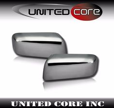 FOR FORD 2015 16 17 2018  F-150 CHROME UPPER TOP MIRROR COVERS