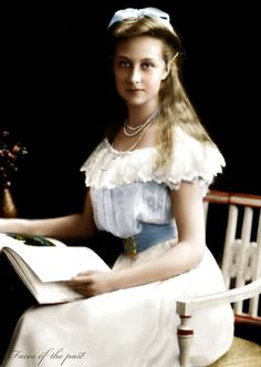 """Victoria Louise (1892-1982) Prussia by VelkokneznaMaria on deviantART. She is the only daughter of Emperor Wilhelm II (1859-1941) Prussia & his 1st wife Augusta Victoria """"Dona"""" (1858-1921) Schleswig-Holstein, Germany. She married Ernest Augustus III (1887-1953) Prince of Hanover, Germany & Duke of Brunswick, UK, 6th child of Ernest Augustus II (1845-1923) Crown Prince of Hanover, Germany & Duke of Cumberland, UK & wife Princess Thyra (1853-1933) Denmark."""