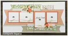 "39 Likes, 1 Comments - Jennifer Smith (@jennsmithctmh) on Instagram: ""Guide available on my blog createbyjennifer.blogspot.ca #scrapbook #ctmh #ctmhhellolovely…"""