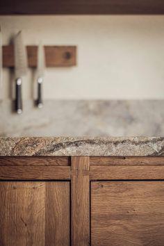 Rustic Kitchen Design, Home Decor Kitchen, Diy Kitchen, Kitchen And Bath, Kitchen Interior, Home Kitchens, Kitchen Dining, Interior Desing, Interior Design Inspiration