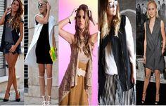 Moda Colete Longo - Fotos com Looks, Tendência da Moda, Modelos, Dicas