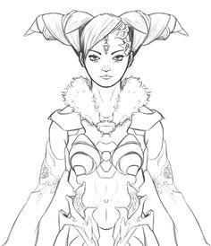 Rita Repulsa Concept by zojo227