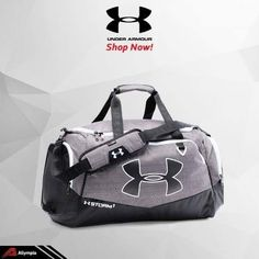 Bag it up in style with Storm Undeniable II MD Duffle.