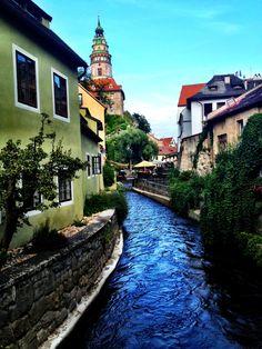 Cesky Krumlov, Czech Republic  http://www.travelandtransitions.com/destinations/destination-advice/europe/