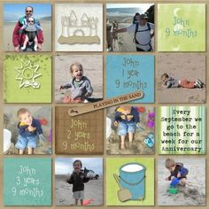 Love the idea for remembering a fun day....
