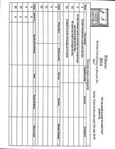 Agenda Primaria 2014