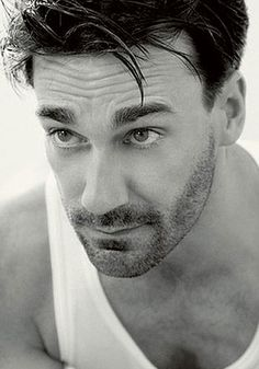 The one and only Jon Hamm.                                                                                                                                                                                 More