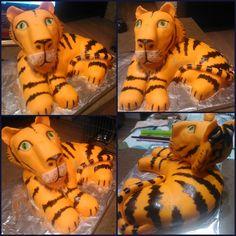 10: Tygr - dort na přání a první 3-D. 2014