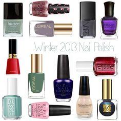 Winter 2013 Nail Polish   Coco Belle