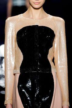 Reem Acra at New York Fashion Week Fall 2014 - Details Runway Photos