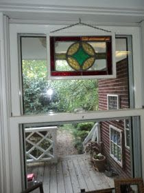 Ideas for stained  glass windows