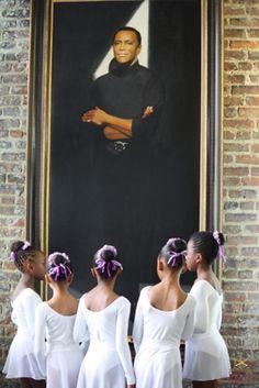 Portrait of Arthur Mitchell Dance Theatre of Harlem Photo: Judy Tyrus