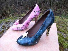 Chocolate high heels | Mansikkamäki