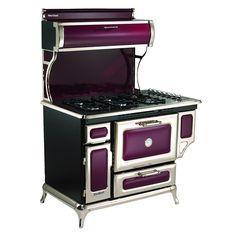 dual fuel range stove