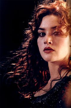 Kate Winslet in Titanic, 1997